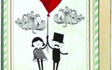 Dárkové balení - kniha - Novomanželům