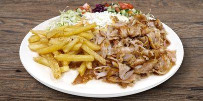Döner Kebab Can Bey