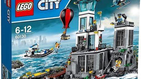 LEGO® City 60130 Vězení na ostrově