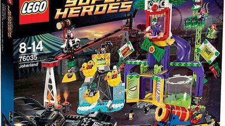 LEGO® Super Heroes 76035 Jokerland