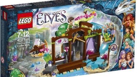 LEGO® Elves 41177 Křišťálový důl