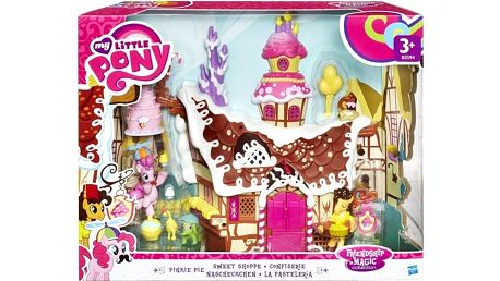 Hasbro My Little Pony FIM COLLECTABLE STORY PACK