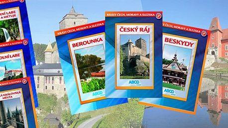 Unikátní kolekce 46 DVD s filmy o krásách Čech, Moravy a Slezska