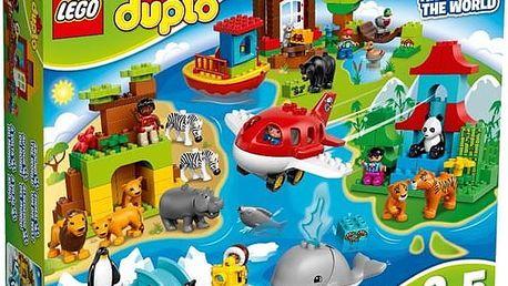 LEGO® DUPLO® 10805 Cesta kolem světa