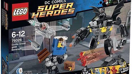 LEGO® Super Heroes 76026 Řádění Gorily Grodd