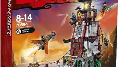 LEGO® NINJAGO™ 70594 Obléhání majáku