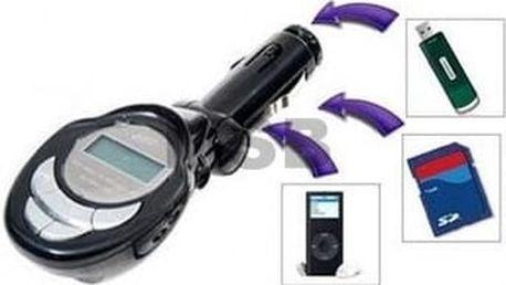 Transmitter do auta USB