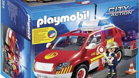 Playmobil 5364 velitel hasičů