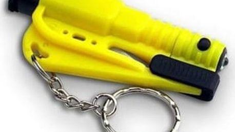 Rescue car kit - záchranná sada do auta - žlutá