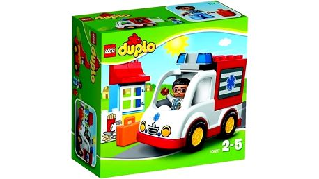 LEGO® DUPLO® 10527 Sanitka