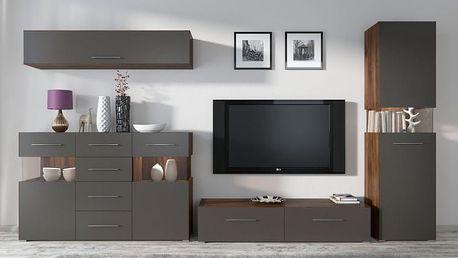 Obývací pokoj Grey 1 - DOPRAVA ZDARMA!