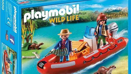 Playmobil 5559 Člun s pytláky