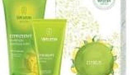 WELEDA Citrusová hydratační péče sprchový krém 200 ml a krém na ruce a nehty 50 ml