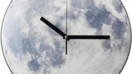 Hodiny Měsíc