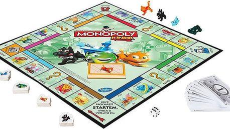 Hasbro Monopoly Junior CZ