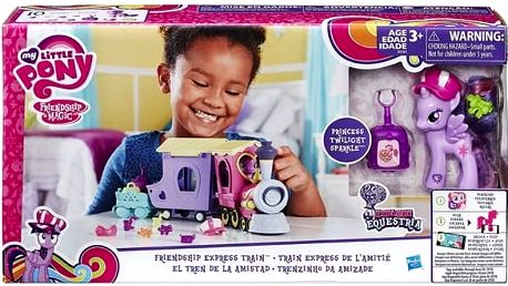 Hasbro MLP My Little Pony CMM Rarity Boutique hrací set B1372
