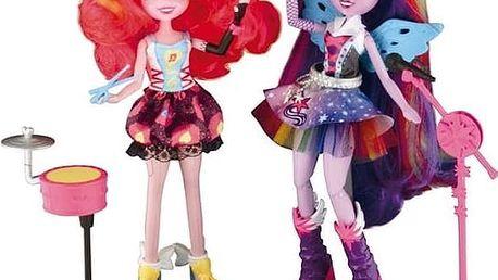 Hasbro My Little Pony Equestria girls zpívající panenky