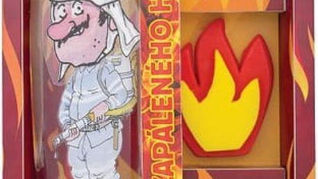 Kosmetický balíček pro hasiče
