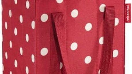 Taška na lahve Bottlebag - ruby dots