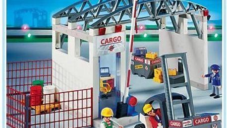Playmobil 4314 Nákladová zóna