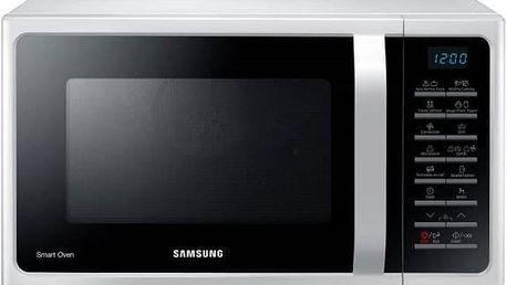 Mikrovlnná trouba Samsung H500 MC28H5015AW/EO bílá + Doprava zdarma