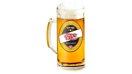 Půllitr - Kdo pije Pivo