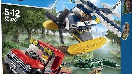 LEGO® City - 60070 Pronásledování Hydroplánem