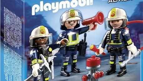 Playmobil 5366 hasičský sbor