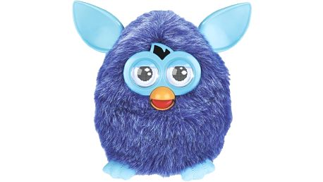 Hasbro Furby Cool - tmavě modrý