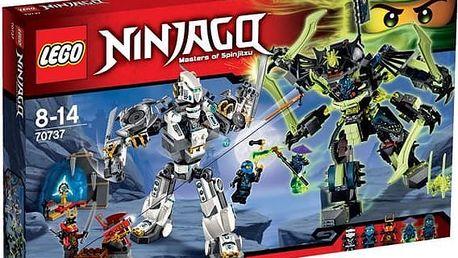 LEGO® Ninjago 70737 Bitva s titánskými roboty