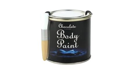 Čokoláda na tělo v plechovce