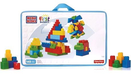 Mega Bloks First Builders Deluxe Building bag 145ks