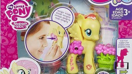 Hasbro My Little Pony MLP Poník s magickým okénkem