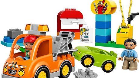 LEGO® DUPLO® 10814 Odtahový vůz