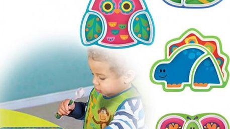 Dětský talíř Sozzy