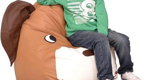 Dětský sedací pytel Pejsek