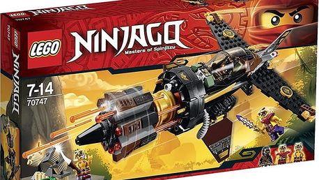 Lego® Ninjago 70747 Odstřelovač balvanů