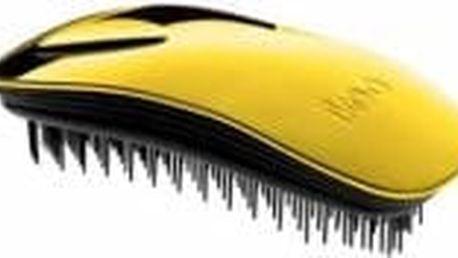 IKOO Home Metallic kartáč na vlasy zlato-černý