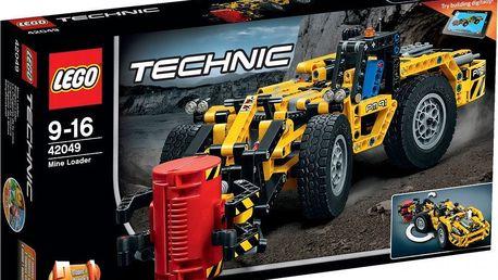 LEGO® Technic 42049 Pyrotechnický vůz