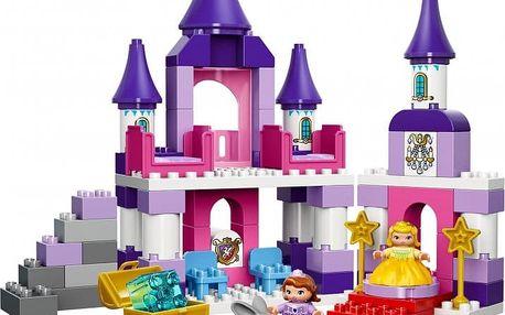 LEGO® DUPLO 10595 Princezna Sofie I. – Královský hrad