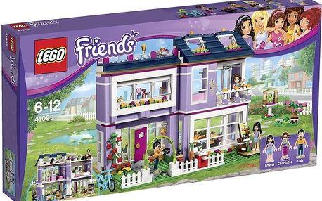 LEGO Friends 41095 Emmin dům
