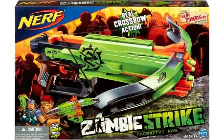 NERF Hasbro Zombie kuš