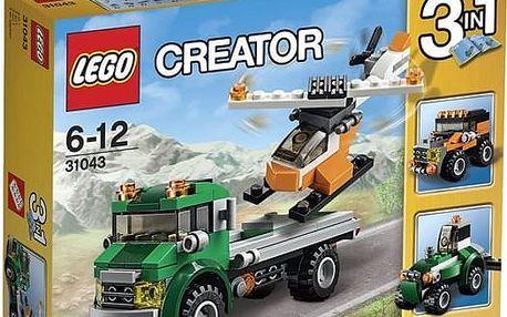 LEGO® Creator 31043 Dopravní vrtulník