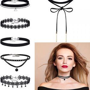 Sada dívčích náhrdelníků - 6 kusů