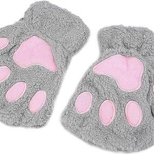 Zimní bezprsté rukavice levně