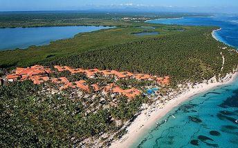Dominikánská republika - Punta Cana na 9 až 11 dní, all inclusive s dopravou letecky z Prahy