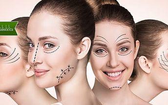 Manuální lifting obličeje: omlazení pleti na 60 či 90 minut nebo permanentka na 3 ošetření