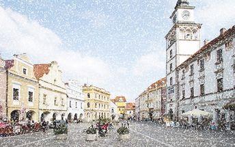 Odpočinek v Třeboni s masáží pro dva