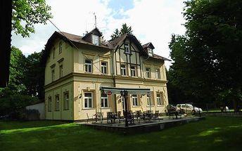 Dovolená v Mariánkách Villa Berolina