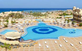 Egypt, Marsa Alam, letecky na 8 dní s all inclusive